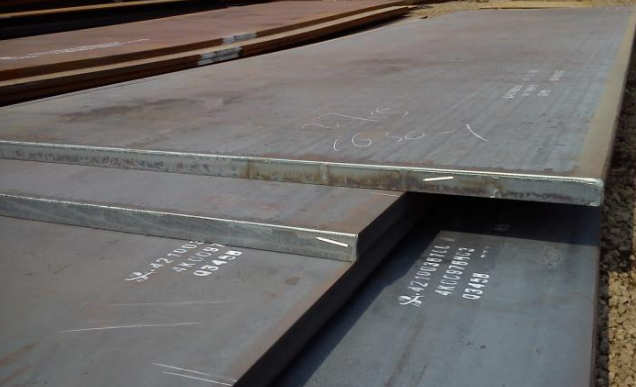 集宁Q390B高强度焊接板