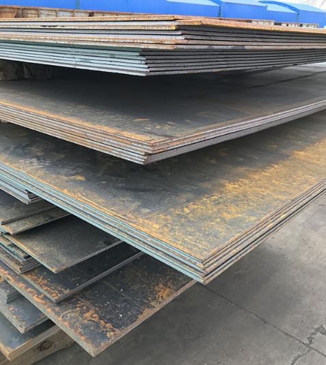 黄冈Q550D高强度焊接板