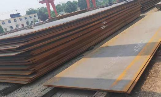 康乐Q420B高强度焊接板