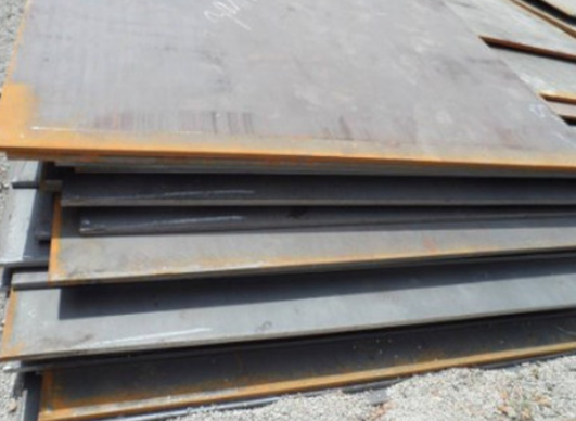黄冈Q960D高强度焊接板